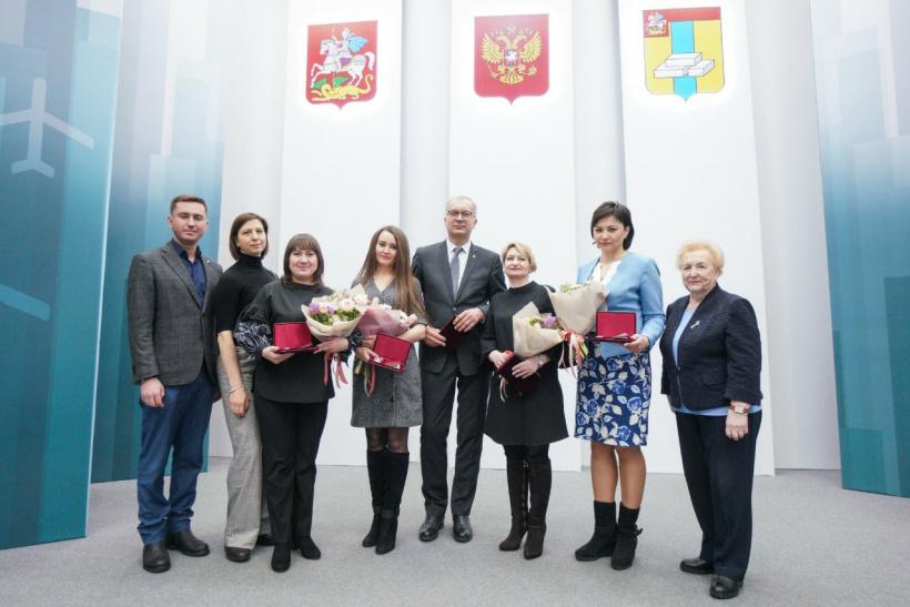 Домодедовские врачи удостоились высших наград