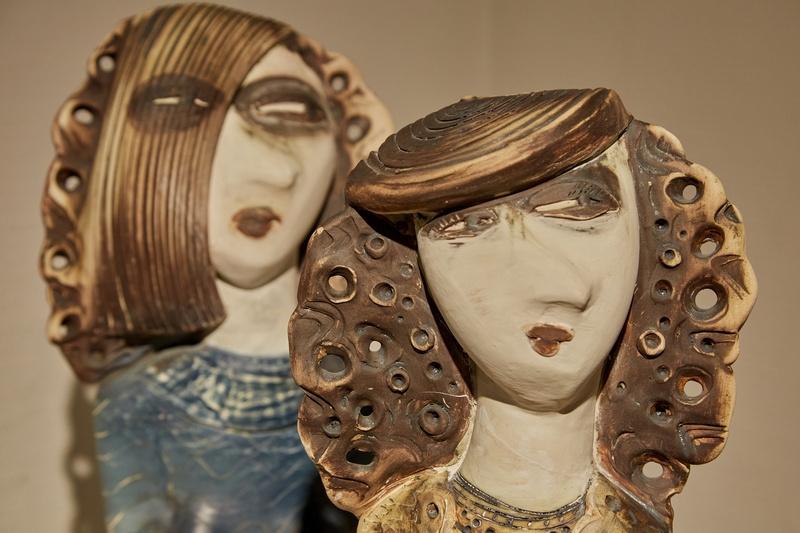 Необычная выставка скульптуры, которую стоит посмотреть, открылась в Мытищинской картинной галерее