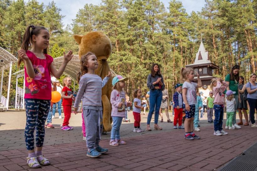 Отметим детский праздник в «Ёлочках»