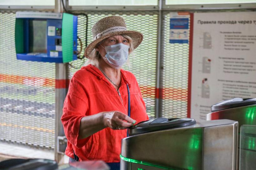 Новые технологии проезда для льготников