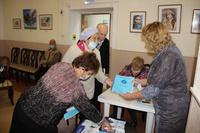 В Домодедово полным ходом проходит «Марафона для пенсионеров»